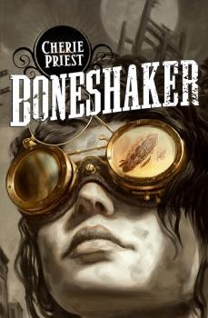Couverture Le Siècle Mécanique, tome 1 : Boneshaker
