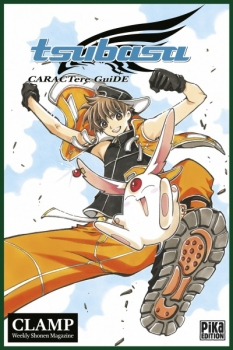 Couverture Tsubasa RESERVoir CHRoNiCLE, CARACTere GuiDE 1