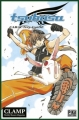 Couverture Tsubasa RESERVoir CHRoNiCLE, CARACTere GuiDE 1 Editions Pika 2010