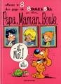 Couverture Boule et Bill, tome 08 : Papa, Maman, boule... et moi Editions Dupuis 1972