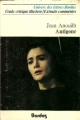 Couverture Antigone Editions Bordas 1979