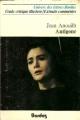 Couverture Antigone Editions Bordas 1979