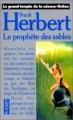 Couverture Frank Herbert Editions Pocket (Le grand temple de la science-fiction) 1998