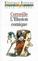 Couverture L'illusion comique Editions Larousse (Classiques) 1992