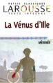 Couverture La Vénus d'Ille Editions Larousse (Classiques) 1992