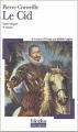 Couverture Le Cid Editions Folio  (Plus classiques) 2004