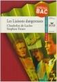 Couverture Les liaisons dangereuses Editions Hatier (Classiques & cie) 2008