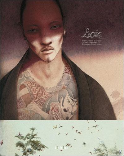 Couverture Soie (album)