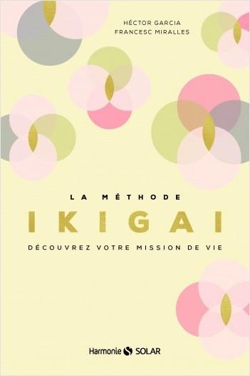 Couverture La méthode Ikigaï