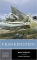 Couverture Frankenstein ou le Prométhée moderne / Frankenstein Editions Norton Critical 2012