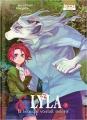 Couverture Lyla et la bête qui voulait mourir, tome 2 Editions Ki-oon (Seinen) 2018