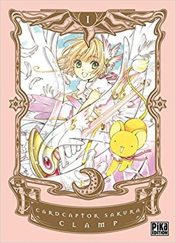Couverture Card Captor Sakura, tome 01