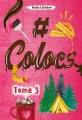 Couverture #colocs, tome 3 Editions Les Malins 2018