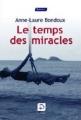 Couverture Le Temps des miracles Editions de la Loupe 2010