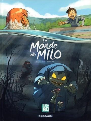 Couverture Le monde de Milo, tome 1