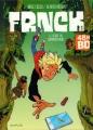 Couverture Frnck, tome 1 : Le début du commencement Editions Dupuis 2018