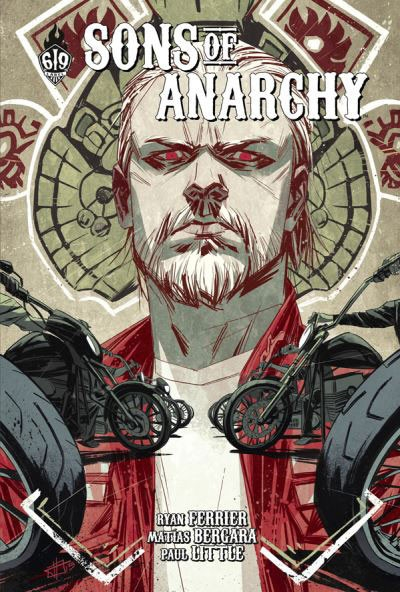 Couverture Sons of anarchy, tome 5