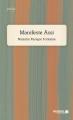 Couverture Manifeste Assi Editions Mémoire d'encrier (Poésie) 2014