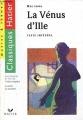 Couverture La Vénus d'Ille Editions Hatier (Classiques - Oeuvres & thèmes) 1999