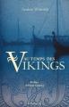 Couverture Au temps des vikings Editions La Découvrance 2018