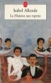 Couverture La Maison aux esprits Editions Le Livre de Poche 2004