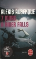 Couverture River Falls, tome 1 : 7 jours à River Falls Editions Le Livre de Poche (Thriller) 2012