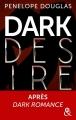 Couverture Dark desire Editions Harlequin (&H) 2018