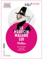 Couverture Le médecin malgré lui Editions Folio  (+ Collège) 2016