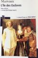Couverture L'île des esclaves Editions Folio  (Plus classiques) 2008