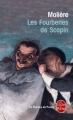 Couverture Les Fourberies de Scapin Editions Le Livre de Poche (Le Théâtre de Poche) 2013