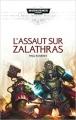 Couverture Assaut sur Zalathras Editions Black Library France 2017