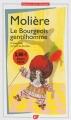Couverture Le bourgeois gentilhomme Editions Flammarion (GF) 2014