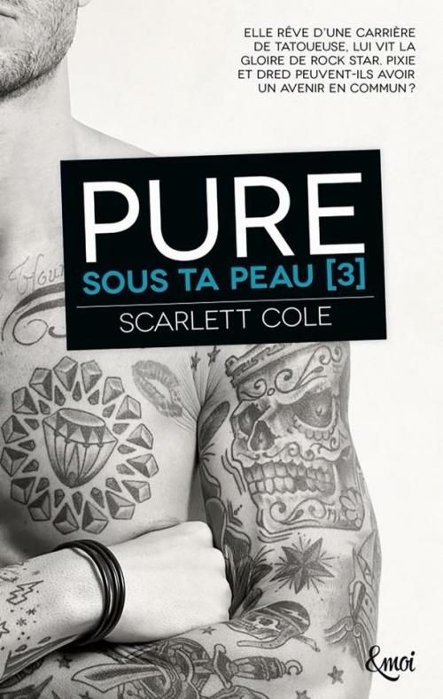Couverture Sous ta peau, tome 3 : Pure