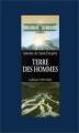 Couverture Terre des hommes Editions Gallimard  (1000 soleils) 1994