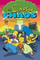 Couverture Les Simpson, tome 35 : Chaos Editions Jungle ! 2018