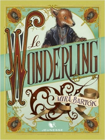 Couverture Le wonderling