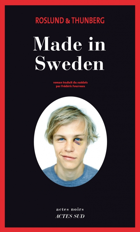 Couverture Made in Sweden