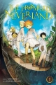 Couverture The promised neverland, tome 01 Editions Viz Media 2017