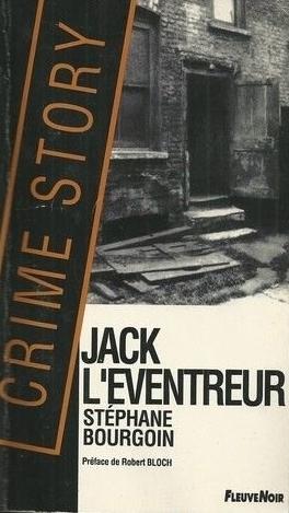 Couverture Crime story : Jack l'éventreur