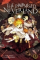 Couverture The Promised Neverland, tome 03 Editions Viz Media 2018
