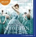 Couverture La sélection, tome 1 Editions Audiolib 2018