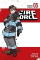 Couverture Fire force, tome 05 Editions Kodansha International 2017