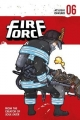 Couverture Fire Force, tome 06 Editions Kodansha International 2017