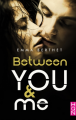Couverture Between you & me Editions Harlequin (HQN) 2018