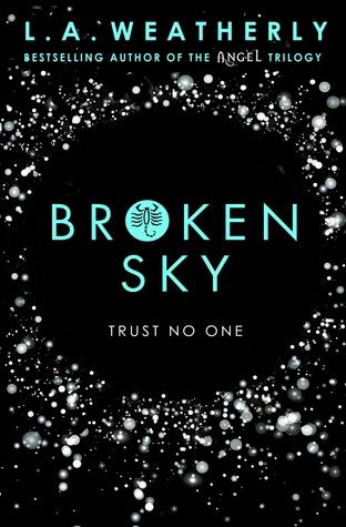 Couverture The broken trilogy, book 1: Broken Sky