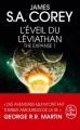 Couverture The expanse, tome 1 : L'éveil du leviathan Editions Le Livre de Poche 2018
