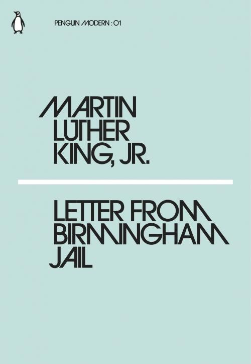Couverture Letter from Birmingham Jail