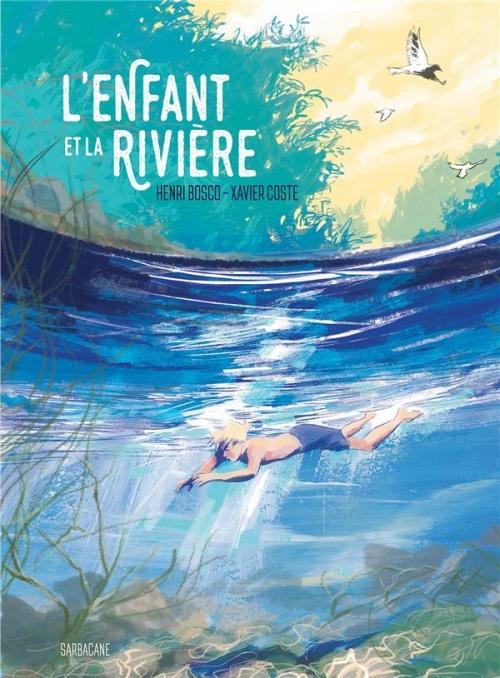 Couverture L'enfant et la rivière