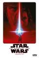 Couverture Star Wars, tome 8 : Les derniers Jedi Editions 12-21 2018
