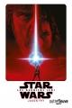 Couverture Star Wars, tome 8 : Les derniers Jedi Editions Fleuve (Outrefleuve) 2018